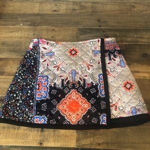 Zara Padded Skirt